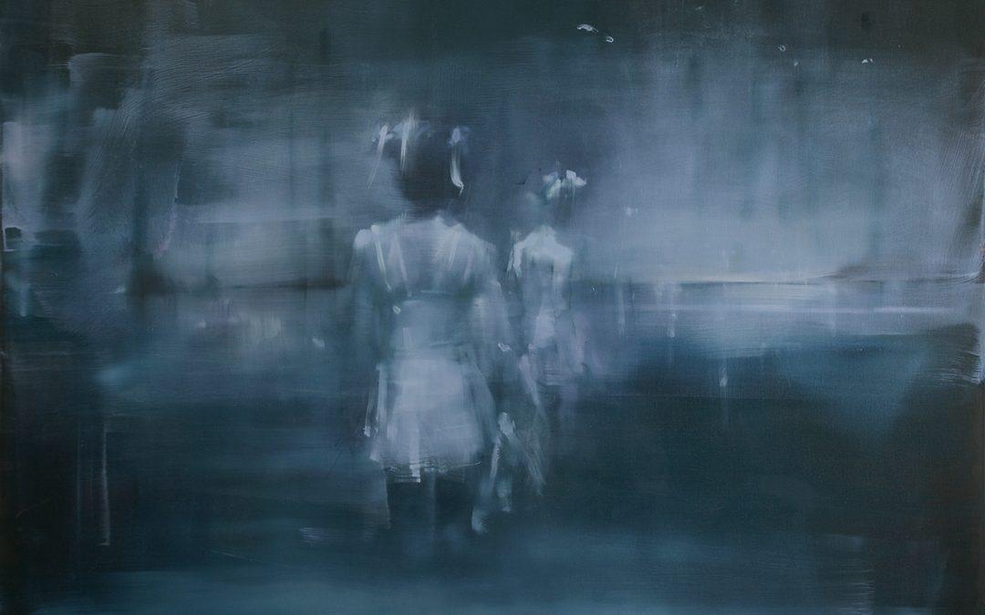 Ruumis ja kaikkeus – kohtaaminen Tiina Heiskan maalauksissa (2013)